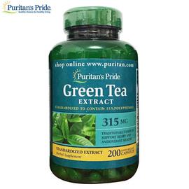 茶多酚 绿茶提取物胶囊 315MG 200粒 Green Tea Extract 儿茶素图片