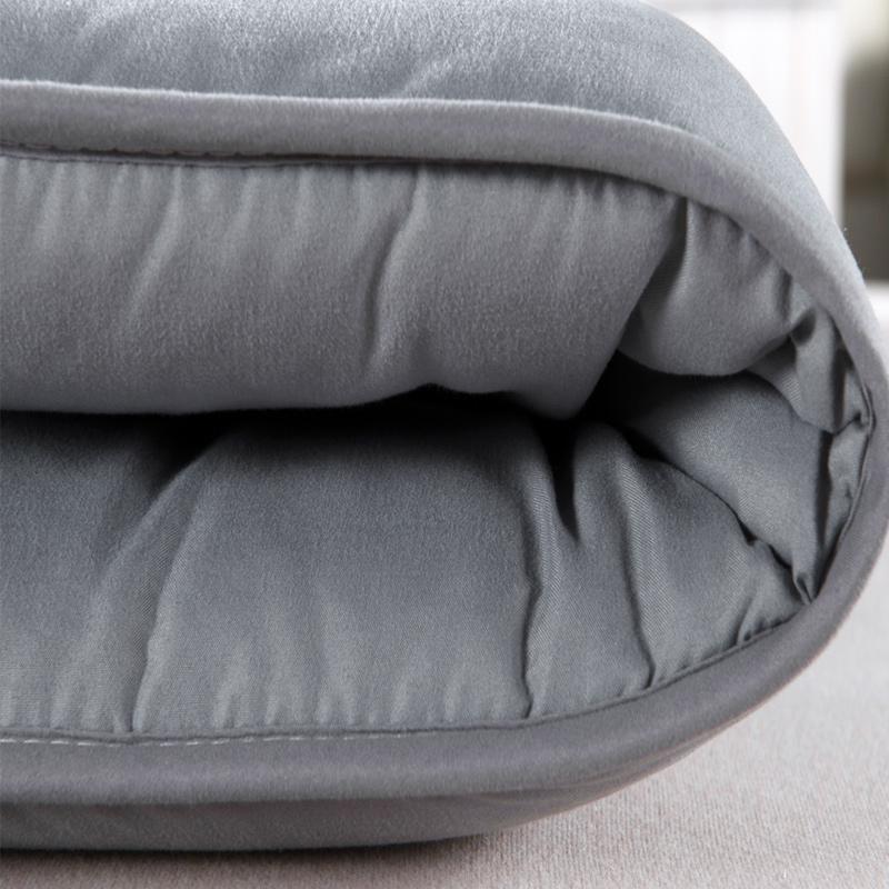 加厚超柔軟五星級酒店床墊子1.8米雙人床褥子1.2m墊被1.5超軟