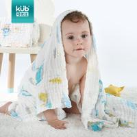KUB может быть отличным соотношение ребенок полотенце хлопок 6 слой марли полотенце ребенок новорожденных ребенок полотенце кондиционер был негабаритный
