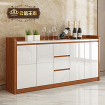 Modern simple dining cabinets living room Storage Cabinets Restaurant Wine Cabinets multifunctional large capacity kitchen bowl cabinets
