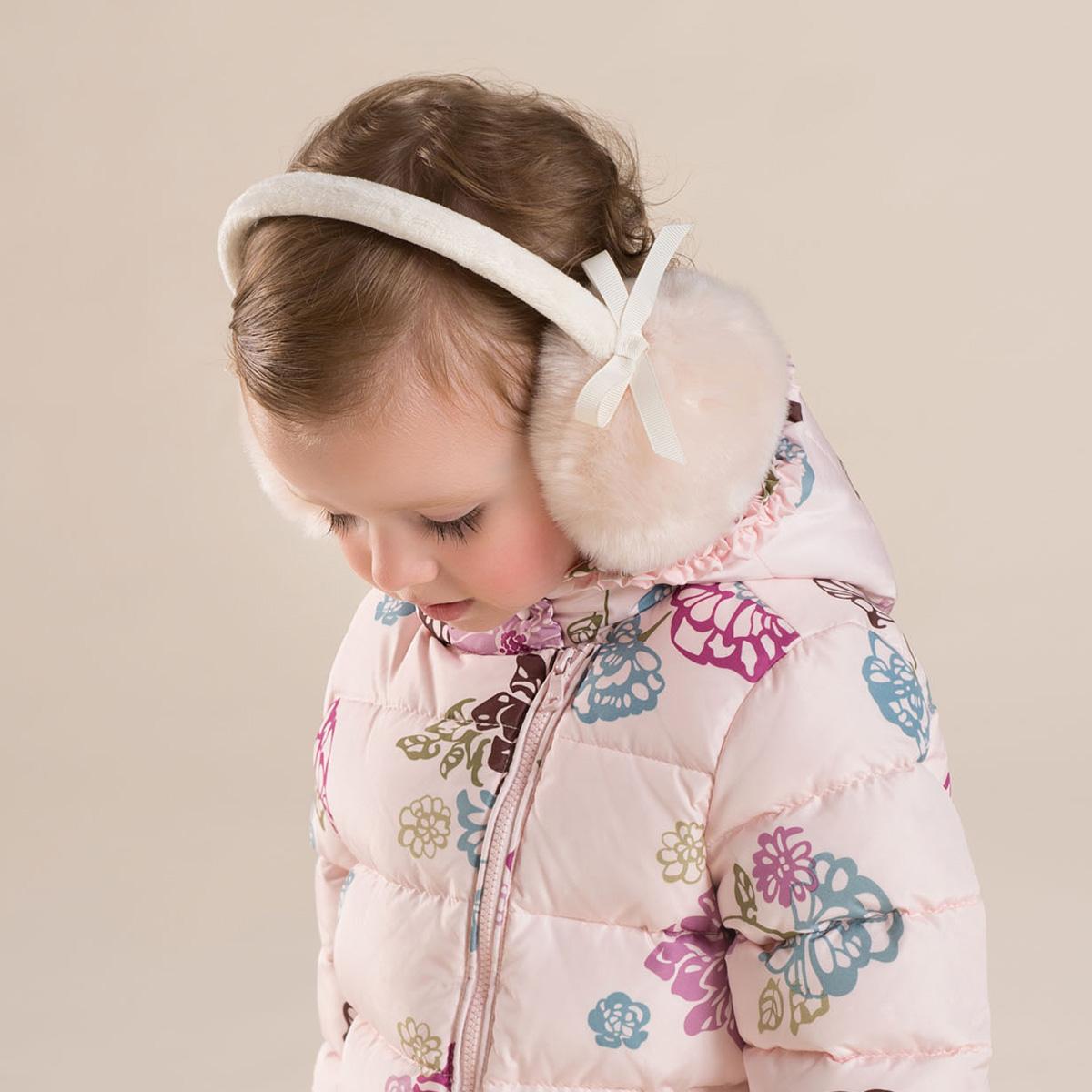 davebella戴維貝拉 男女童 加厚保暖耳罩 男女寶寶耳暖 PJ
