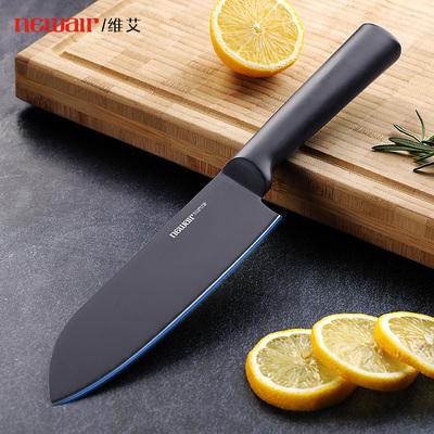 菜刀家用厨房刀具套装德国不锈钢切肉切片刀水果刀厨师专用切菜刀