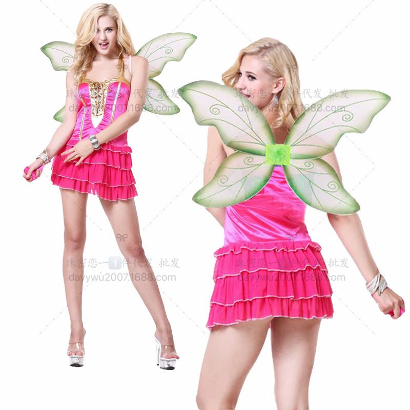 Real time game uniform Greek mythology Cupid goddess of love costume bow and arrow Angel role playing Costume