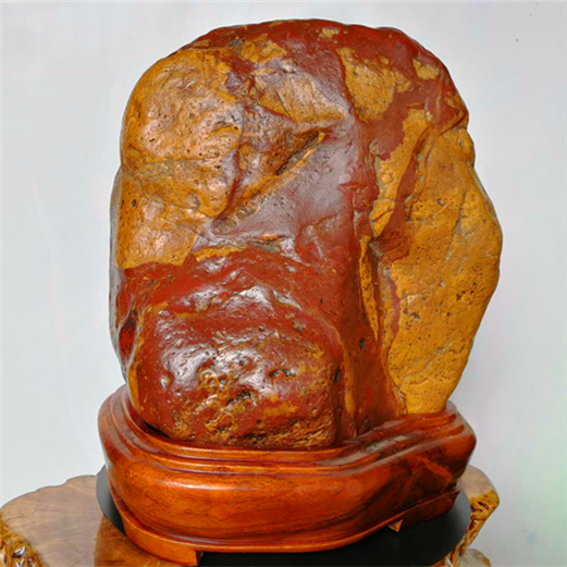 Гуанси Хэчжоу желтый восковой камень курица крови воск украшения рисовые отруби камень камень Хуанлун нефрит ювелирные изделия замороженный восковой камень
