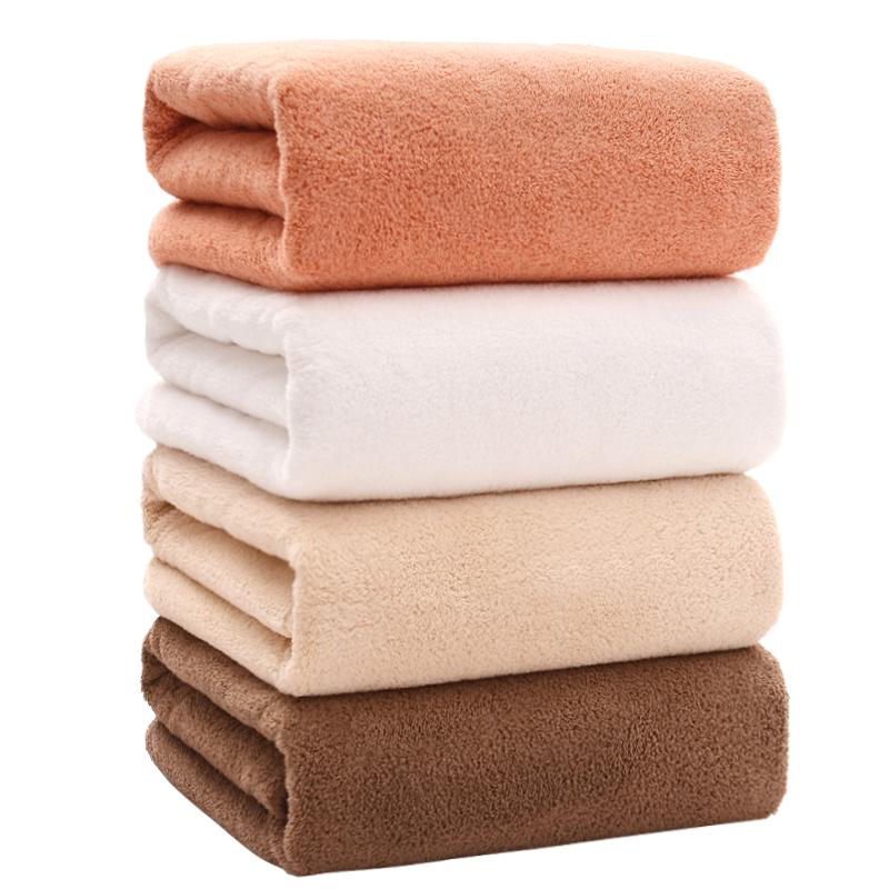 浴巾成人比纯棉柔软吸水家用男女加大加厚韩版学生可爱大浴巾毛巾