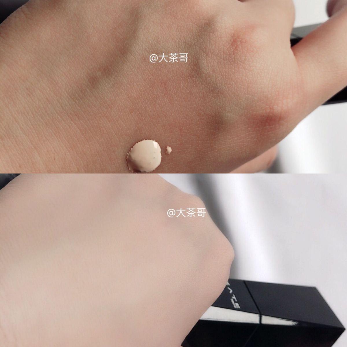 台湾正品新款限定嘉娜宝KATE保湿遮瑕不脱妆零毛孔粉底海外专用色