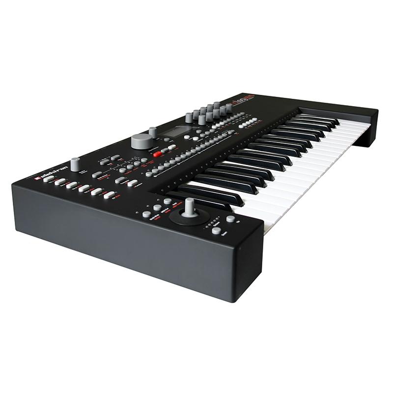 正品行货Elektron Analog Keys 4音色复调性能模拟合成器