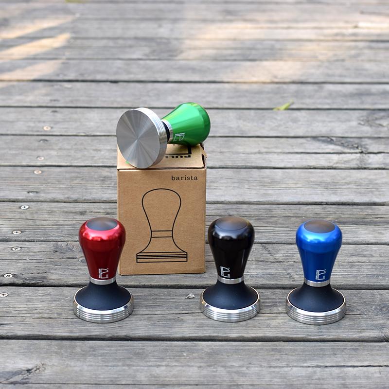 正品Pullman 普尔曼 咖啡机压粉器 压粉器 压粉锤 填压器58mm限4000张券