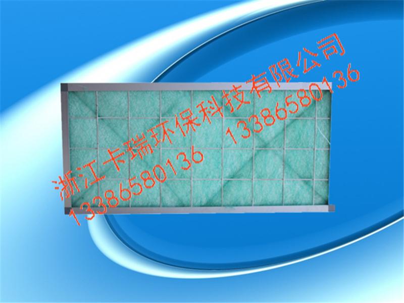 定制各种规格玻璃纤维空调过滤器初校、中校、高效过滤器 厂家