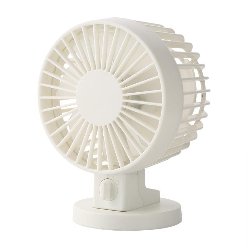 双叶usb迷你风扇 学生静音4寸小电扇 办公室桌面电风扇 小风扇