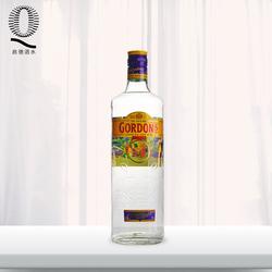启德鸡尾酒哥顿金酒Gordons43度高度杜松子金酒琴酒金汤力750ml