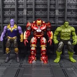 钢铁侠手办 反浩克装甲MK复5仇者联盟4摆件漫威周边模型树脂雕像J