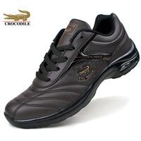 查看香港简鳄皮鞋正品男鞋夏季英伦透气运动休闲男式防水鞋耐磨旅游鞋价格