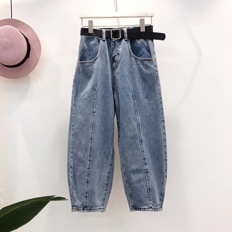 八分裤 女 夏 显瘦