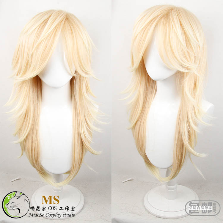 MS ghost killing blade child grinding cos wig Cosplay package delivery network