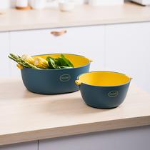 厨房水槽沥水篮可伸缩沥水架不锈钢水池洗菜盆洗碗池餐具滤干水篮