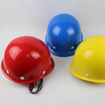 MNSD Helmets Helmet Plastic work Construction helmet site construction Head protective FRP