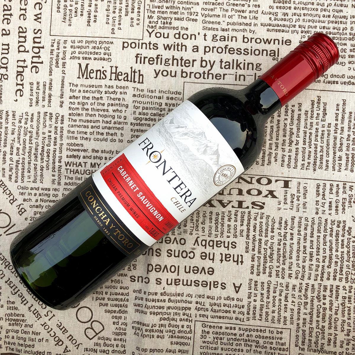 乾露縁峰遠山カーベンニソビオン赤ワインFRONSTERA Cabert net Sauvignon