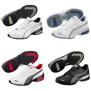 正品彪马男鞋Puma TAZON 6 FM 男子健身透气耐磨训练鞋运动跑步鞋