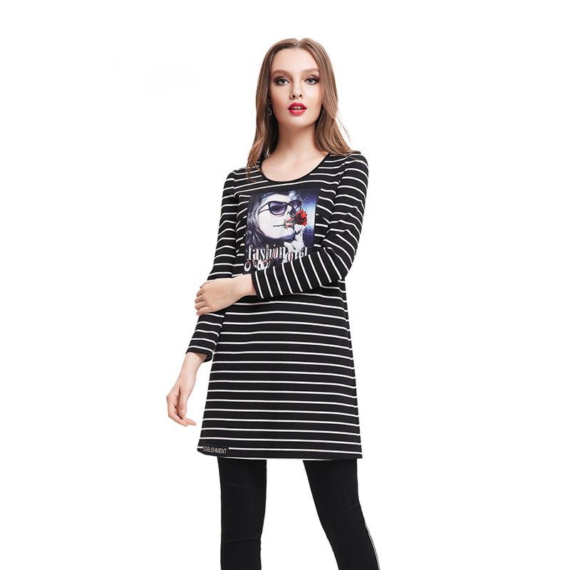 19年新款 品牌女装时尚休闲条纹圆领毛衣针织衫MSN 8BH-2013-81