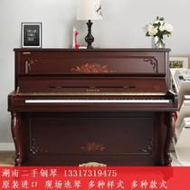 高端家用练习专业考级儿童SAMICK693韩国进口近代二手钢琴三益
