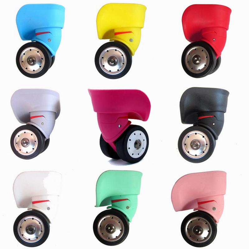 拉桿箱行李箱萬向輪旅行箱包密碼箱配件輪子 實用耐磨送工具