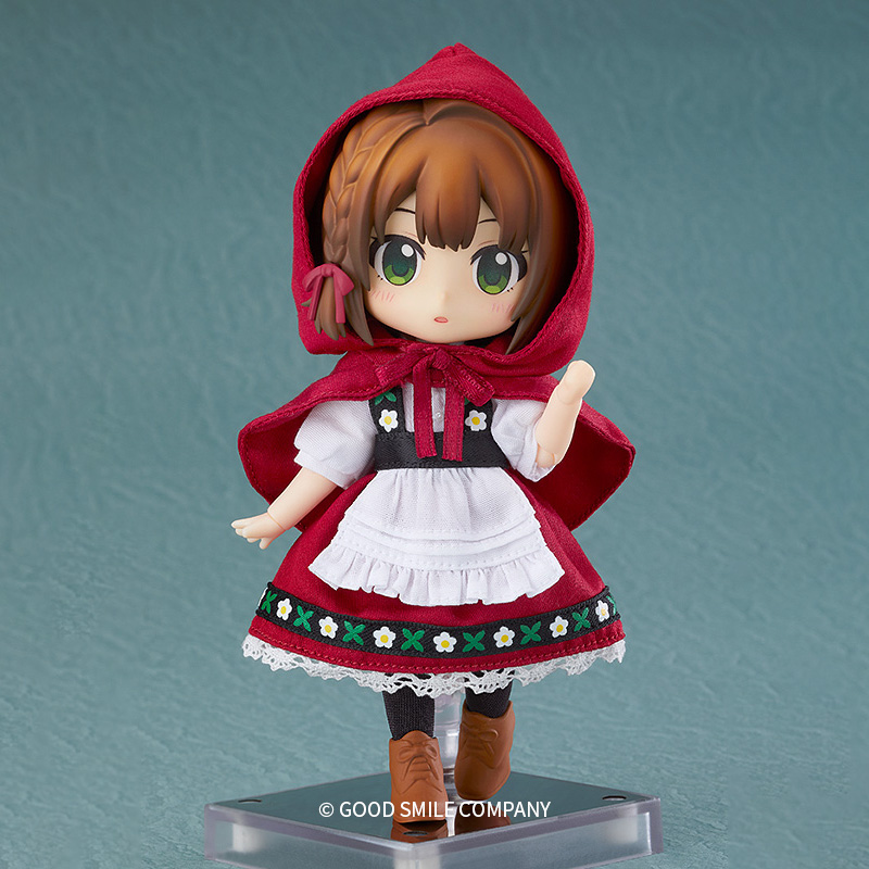 [advance deposit GSC] clay doll Little Red Riding Hood: Rose