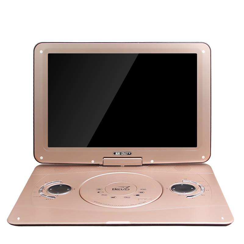 SAST 先科 FL~178D高清18寸移動DVD影碟機帶電視便攜式evd播放器
