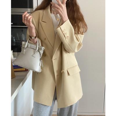 秋款西装外套女2021新款春秋季设计感小众气质高级感早秋韩系西服