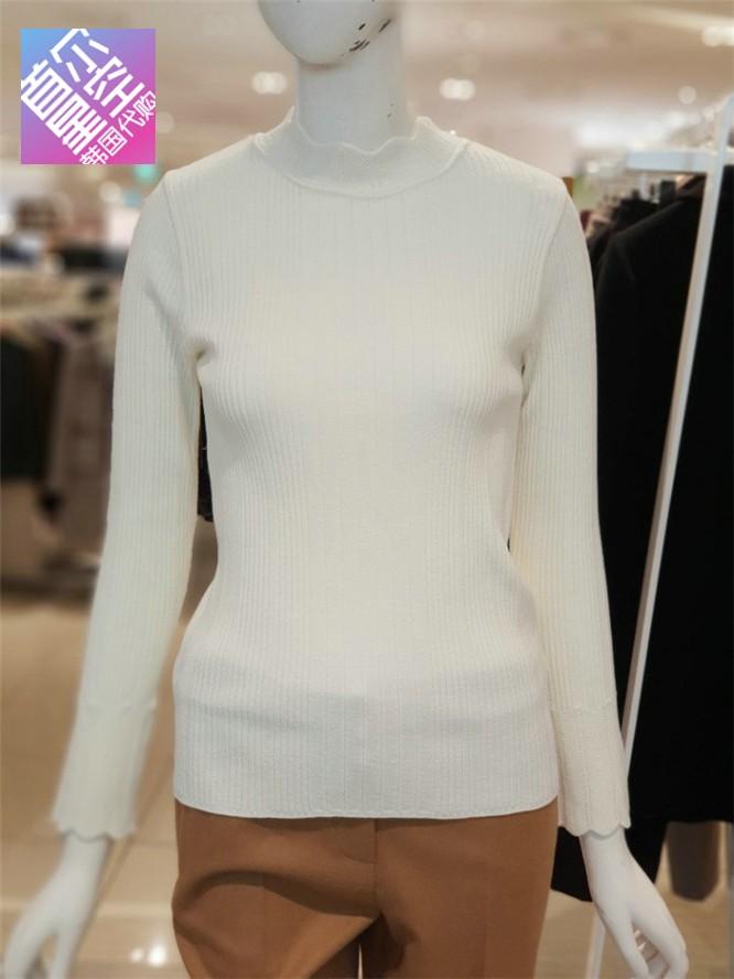 包邮海外直邮 OLIVE DES OLIVE韩国专柜代购2018冬针织衫OK8WZ054