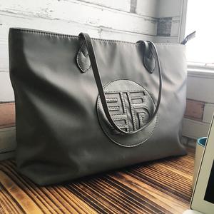 女包大包包2019新款通勤挎包容量尼龙饺子牛津帆布包女手提单肩包
