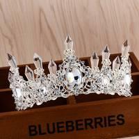 Украшение торта новый Niang ювелирные аксессуары для волос аксессуары свадебное платье корейский торт выпечки королева корона