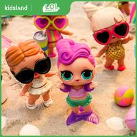 LOL惊喜拆拆球时尚3代娃娃盲盒女孩玩具网红收藏模型玩偶公仔手办