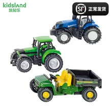 Kazhileshi high Siku farm car tractor alloy simulation toy boy car model