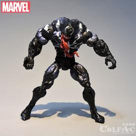 漫威复仇者联盟3蜘蛛侠毒液6寸关节可动手办模型摆件人偶玩具公仔图片
