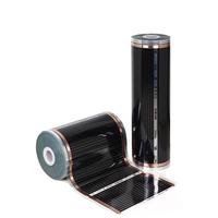 查看石墨烯地暖电热膜家用电炕可调温韩国碳纤维石墨烯发热膜电热炕板价格