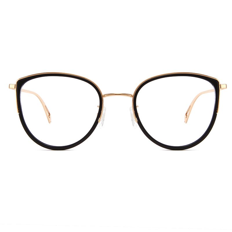 新款时尚女大框眼镜可配近视眼镜架防蓝光镜框AR5086