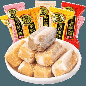 领3元券购买徐福记酥心糖正品混合口味结婚喜糖