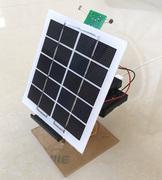 DIY一个不用花钱的太阳能充电器!