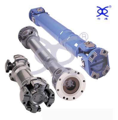 传动轴配件汽车农机械工程解放十字轴万向连联轴器总成生产加工
