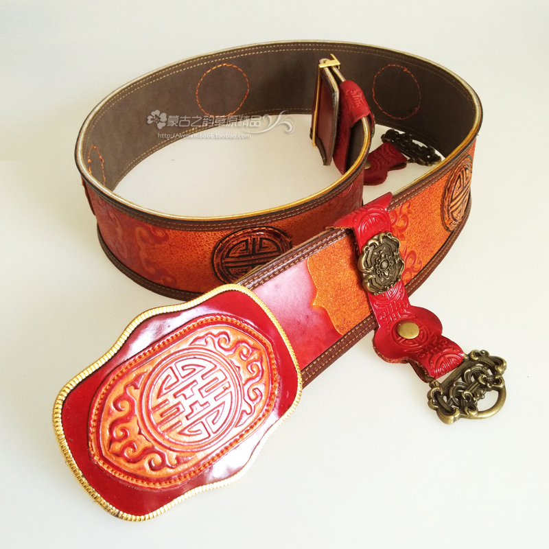 Монголия ремень мужской чистая кожа монголия платье ручной работы ремень меньше количество народ этап производительность монголия гонка характеристика пояс