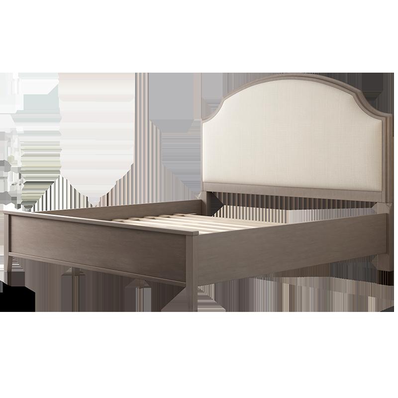 优梵艺术萨凡纳美式轻奢1.8米木床评价好不好