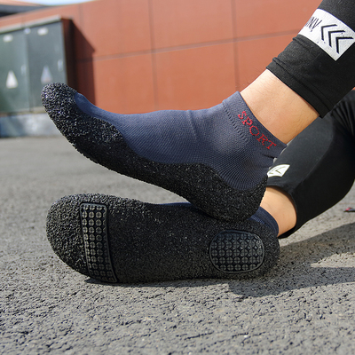 Comprehensive training shoes, fitness shoes, men's gym treadmill shoes, squat shoes, fitness hard pull high-top elastic socks shoes
