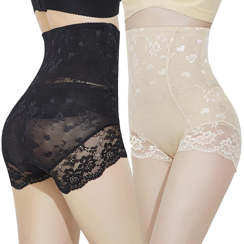 小蛮腰收腹裤女塑形束腰抖音同款收小肚子强力塑形美人谣计塑身裤