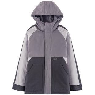 冬季日系工裝外套女港風寬鬆韓版復古加絨加厚2020年新款秋冬百搭