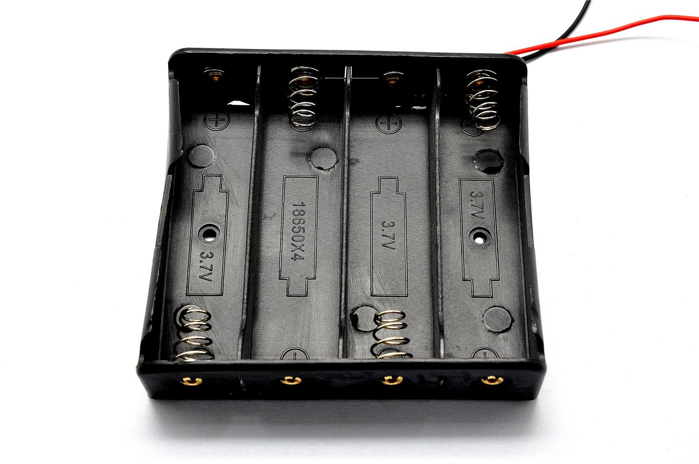 18650 ящик аккумуляторной батареи четыре сезона ящик аккумуляторной батареи 4 фестиваль / зарядка сиденье группа толстые линии