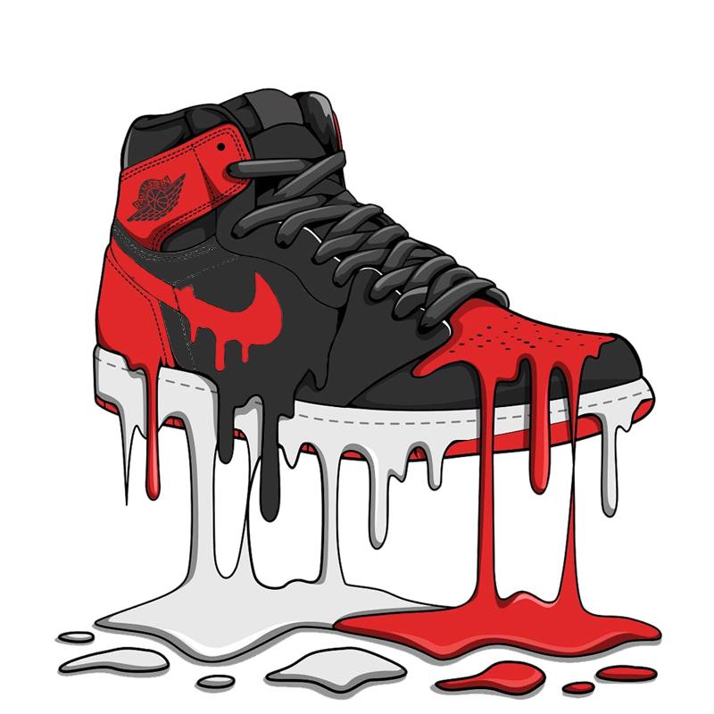 芝加哥联名黑红脚趾六冠王篮球鞋板鞋女鞋1新款男鞋乔aj1樱木花道