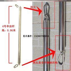 幼儿园国旗杆可移动壁挂室外省时省力钢丝绳加粗杆子可拆卸旗杆绳