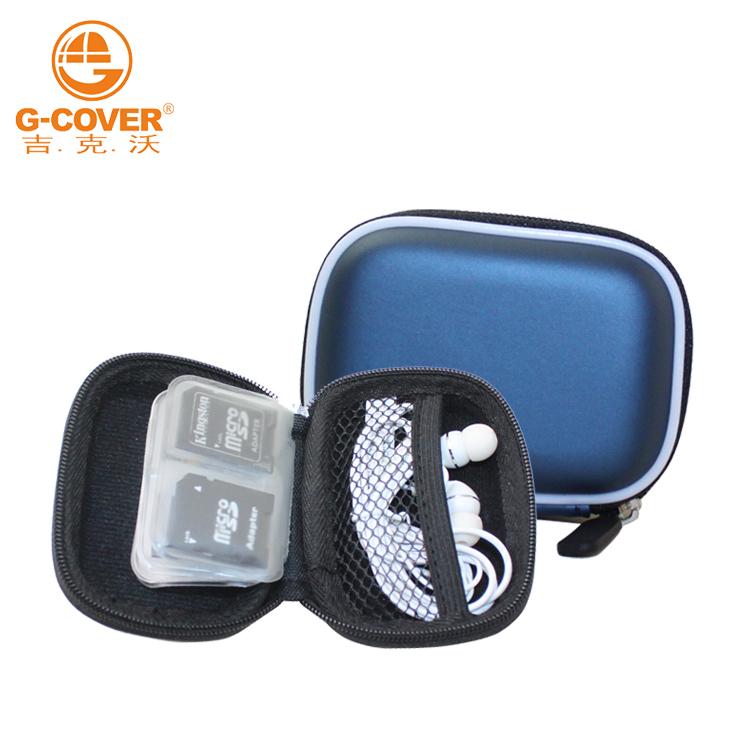 SD卡包EVAPU材质 耳线包包 零钱包包 硬币包包  小收纳盒