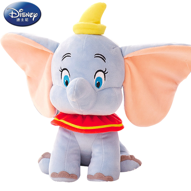 迪士尼官方小飞象公仔睡觉大象抱枕质量怎么样